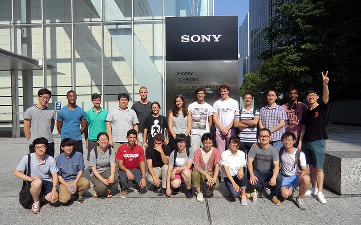 Academic Tour_SONY