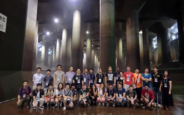Academic Tour_Underground Channel