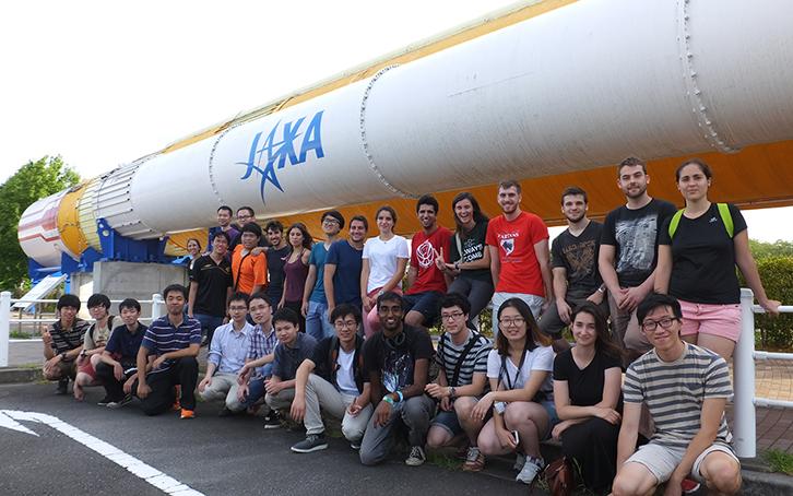 Academic Tour_JAXA_3