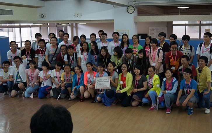 さくらサイエンス~日本・アジア青少年サイエンス交流事業